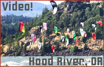 The Gorge - Hood River Video