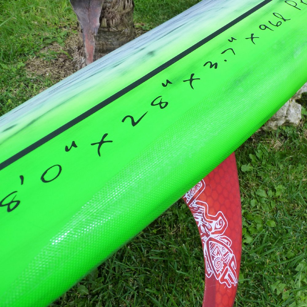 Clear Stand Up Paddle Board Protection NorthShore RSPro SUP Rail Savers